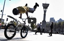 Un clip extraordinar despre Trial, Parkour, Freestyle pe biciclete | Supertramp style