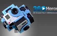 Pozele tale din vacanta nu vor mai fi la fel niciodata | fotografii si clipuri video GoPro la 360 grade