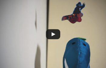 Paper Shredder: A Stop Animation Snowboard Film | smeeecher