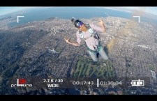 GoPro Heli BASE Jump Bombsquad | un edit superb