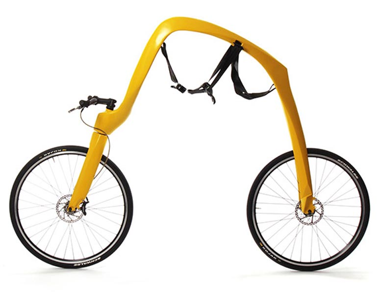 The Fliz bicycle | bicicleta fara pedaleeee!