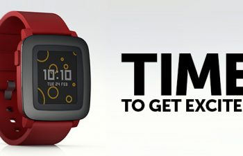 Pebble TIME | kickstarter