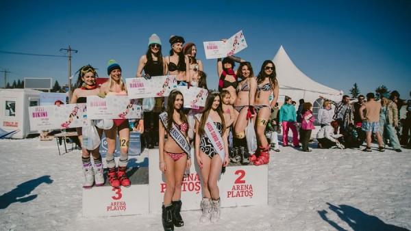 Andreea Marcu este noua Miss Bikini Arena Platos