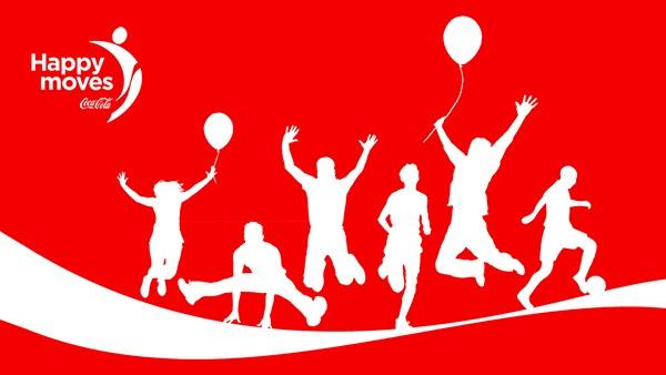 Coca Cola | Miscarea devine distractie la Happy Moves!
