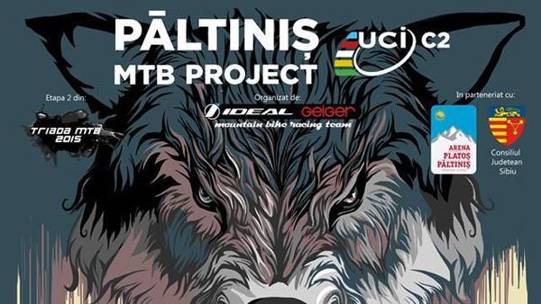 In acest week-end la Paltinis are loc etapa a 2-a Triada MTB 2015