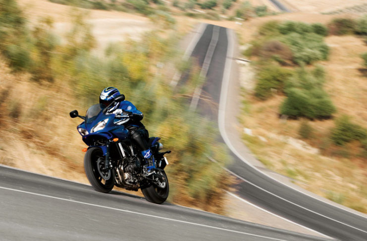inmatriculare motocicleta | foto: Yamaha Fazer 600