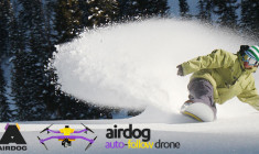Airdog  for GoPro | auto-follow drone for all action sports