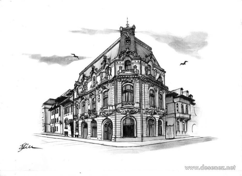 """Casa """"Mita Biciclista"""" din zona Piata Amzei"""