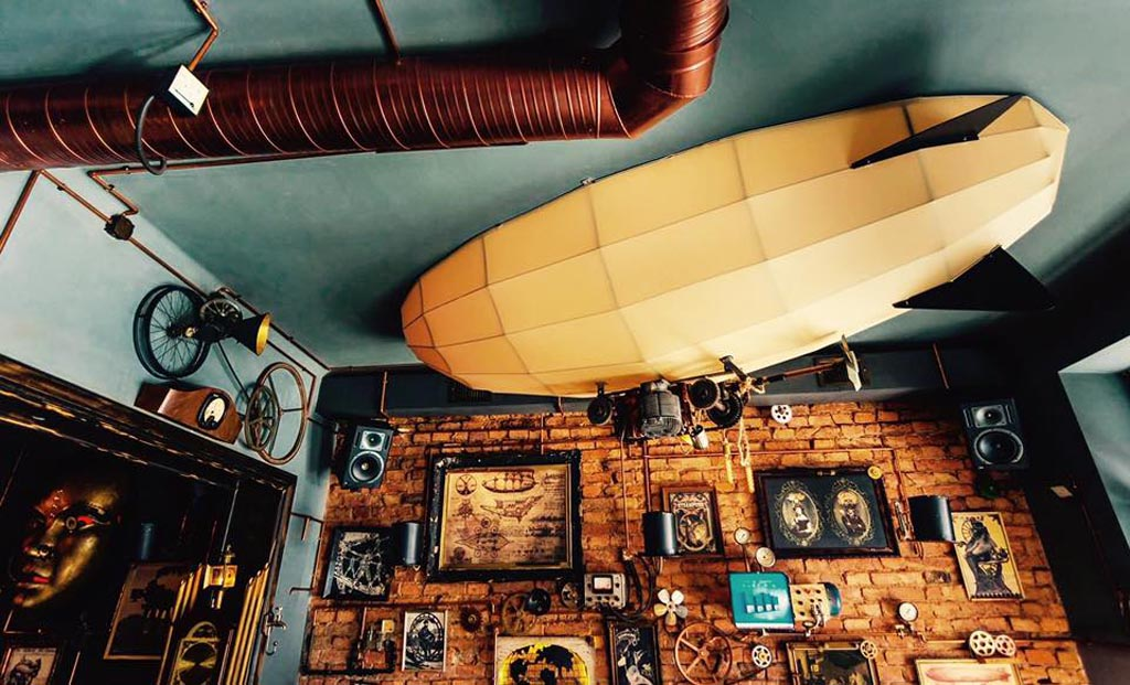 Joben Bisto | o locatie cu un decor interior super cool in Cluj