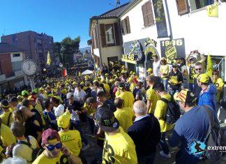 Vizita la pizzeria lui Rossi in Tavullia | cursa Valencia