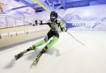 Simulator de ski si snowboard la Superland Brasov