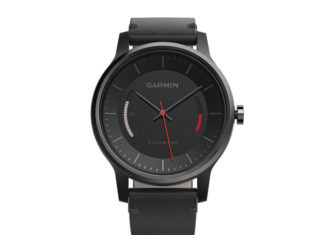 Smartwatch Garmin Vivomove review