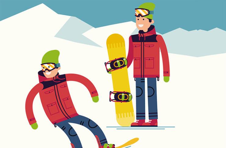 Cum puteti preveni accidentarile la ski si snowboard | sfaturi Regina Maria