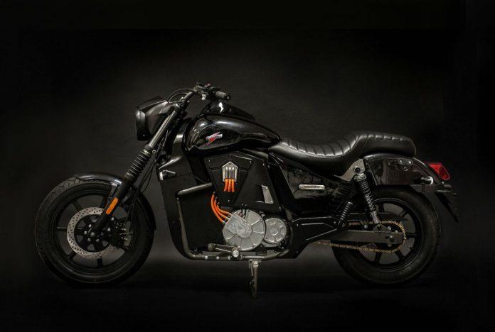 motocicleta electrica Tacita T-Cruise