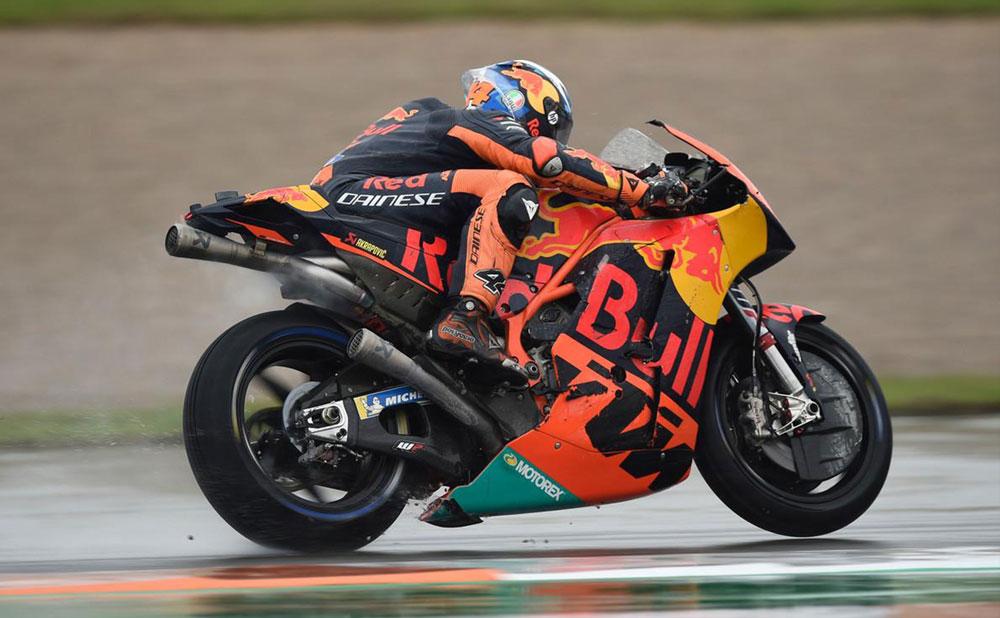 Motociclete KTM RC16, motor V4 in patru timpi | MotoGP