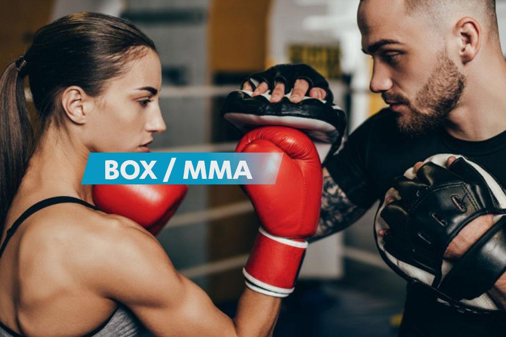 Magazine cu echipament pentru kickbox, box sau MMA din Romania
