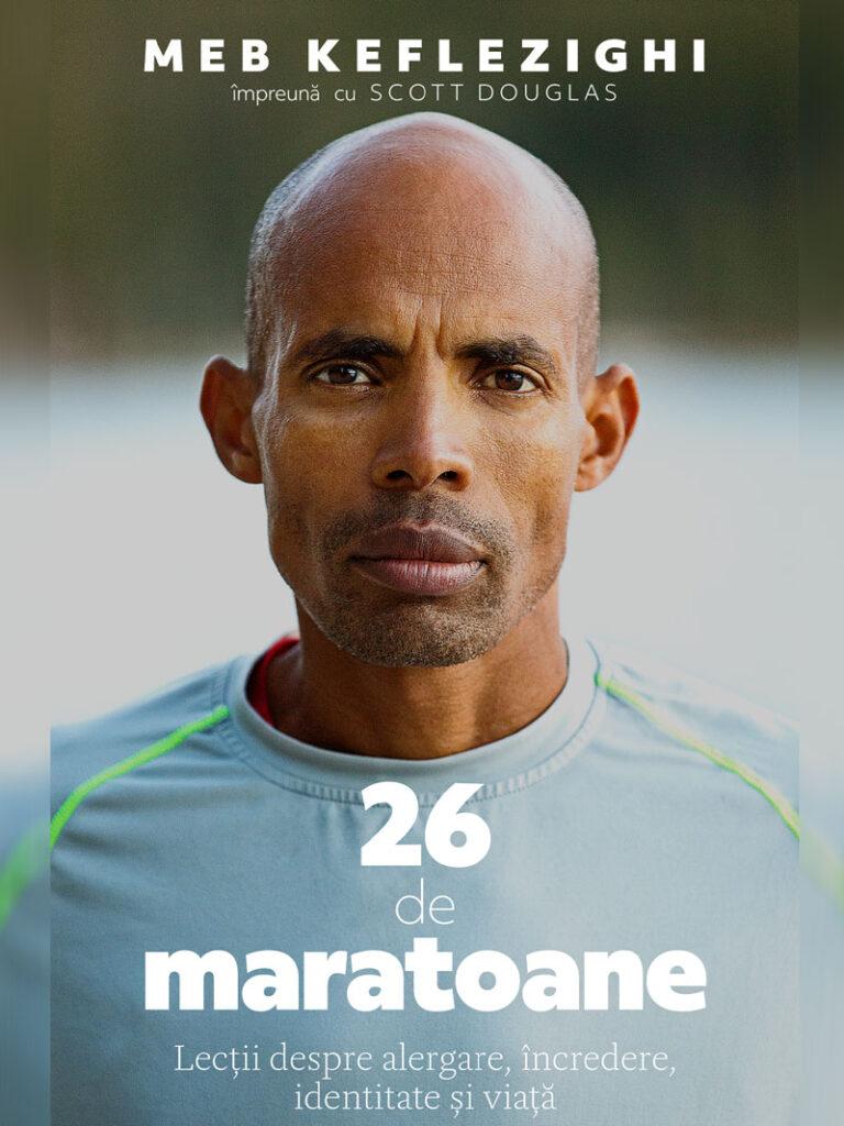 26 de maratoane, Meb Keflezighi